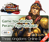 Three Kingdoms Online II